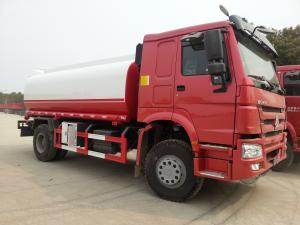 China Tanker truck stainless steel 8000-35000 liters for palm oil, caustic soda on sale