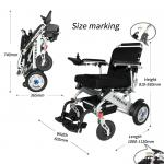 ISO13485 Electric Scooter Wheelchair