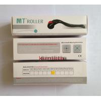 FDA Physician 0.5mm 0.75mm 1.0mm 1.5mm MTS Derma Roller 540 Needles For Hair Loss , Scars