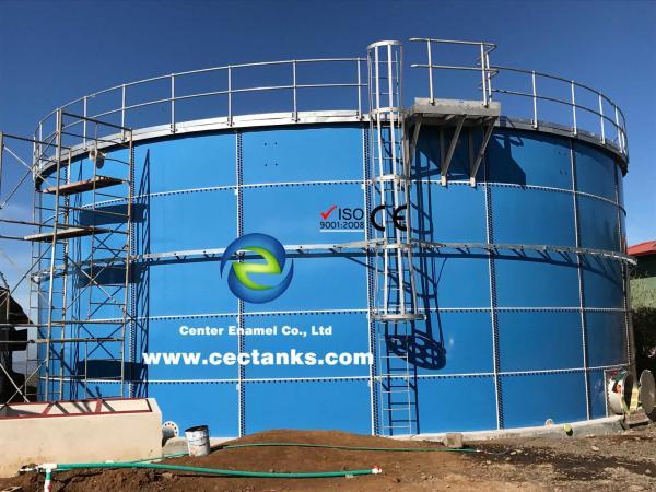 Maintenance - Free Fire Water Storage Tank For Emergency
