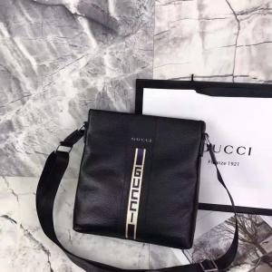 China ? ?GUCCI (GUCCI) 2018 New Original Men's Backpack Design  Import of veal skin from Italy  Top Hardware Accessories on sale