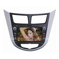 Android Car DVD Player with GPS Navi 3G Wifi for Hyundai Accent