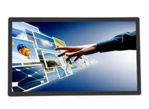 China 21.5 LED Openframe Interactive flat capacitive touch screen monitor on sale