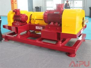 China Aipu solids drilling mud decanter centrifuge for drililng mud cleaning system on sale
