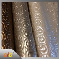 Printed Polyurethane Synthetic Leather 1.37m Width 100gsm-1000gsm