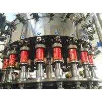 China Carbonated Beverage Filling Line 5000 -10000 Can Per/ Hour Drink Canning Machine on sale