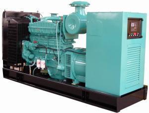 China Cummins Soundproof Diesel Generator (20KW-2000KW) on sale