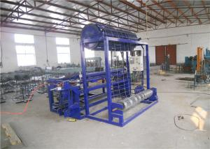 China High Potency Automatic Fencing Machine , Hinge Joint Farm Fencing Equipment on sale