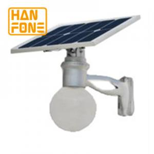 China Easy Installation Solar Garden Led Light , Solar Led Parking Lot Lights  on sale