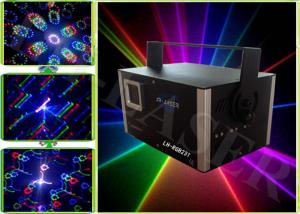 China Dustproof Programmable Laser Light Show Equipment For Christmas Activity on sale