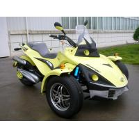 China BRP Can-am 250CC Single Cylinder Three Wheels Motorcycles , 4 Stroke 3 - Wheels ATV on sale