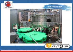 Quality Carbonated Liquid Aluminum Beer Can Automatic Packing Filling Machine for sale