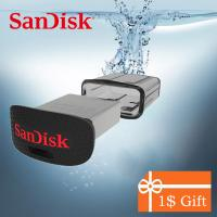 SanDisk FIT USB 3.0 3.1 Flash Drive 128GB 64GB 32GB 16GB 150MBS Bultra Pen Drive USB 3.0 U Disk Pendrive Flashdisk for C