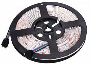 China High Intensity Flexible LED Strip Lights SMD 5050 RGB 60 LEDS IP68 Waterproof on sale