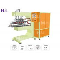 PVC Steps Automatic HF Welding Equipment 5 Times / Min Pneumatic Driven Mode