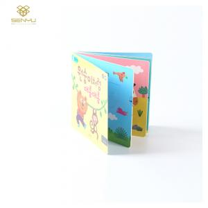 China Cardboard Custom Printed Booklets Children Story Educational Glossy Lamination on sale