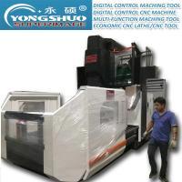 2500*1300mm Big Scale CNC Milling Big Gantry CNC Milling Machine Vertical CNC Machining