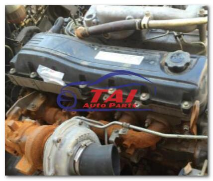 FE6 - T - 24V Nissan Engine Parts In Good Condition TD42