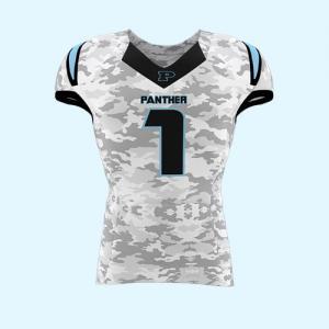 China Custom american football shirt maker soccer jersey american football tops uniforms custom on sale