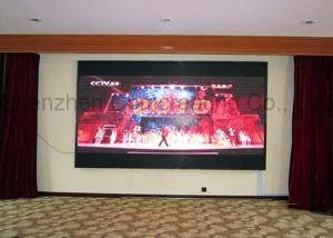 China SMD Slim High Refresh Indoor LED Video Walls CE ROHS FCC Certificated on sale