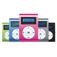 Portable USB Micro SD Card Mp3 Player With 7 EQ Modes BT-P101
