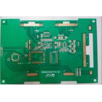 FR4 Double Sided PCB FR4 PCB Board With Green Solder Mask Custom Printed Circuit Board OEM