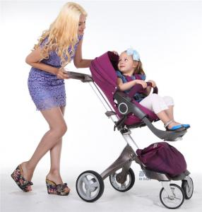 China French baby strollers EN1888 new design with carry cot on sale