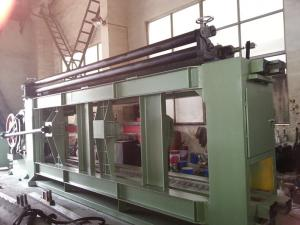 China Double Twisted Hexagonal Wire Netting Machine With Automatic PLC Control System on sale