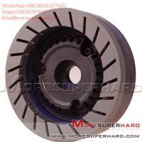 Glass resin grinding wheel is used in straight edge machine and chamfering machine Alisa@moresuperhard.com