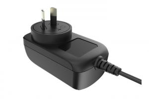 China 12V 2A AC DC Power Adapter With US EU UK JP CN Plug Switching Adapter For Router on sale