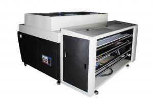 China 1600Mm High Precision Spot Uv Coating Machine For Gum Stock , Ce Certificate on sale