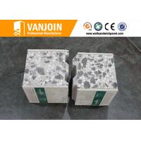Heat Resistant Eps Cement Composite Panel Board Green Construction Material