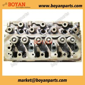 China Yanmar 3D84 3TNV84 3TNE84 Cylinder Head for Hiatch ZX35U-3 Excavator on sale