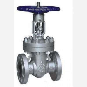 China ASTM A216 GR WCB CS Cast Steel Gate Valve With Wedge Gate 150 LBS Bolted Bonnet on sale