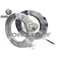 China Bank Resistor FeCrAl Alloy 0Cr25Al5 0.3mm x 60mm , Electric Heating Strip,heating core,raidum tube element on sale