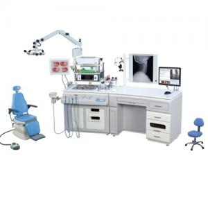 China ENT workstation with all options on sale