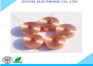 China High Frequency Magnetic Air Core Coil / Electromagnetic Coil Bobbin on sale