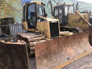 9269 Kg Caterpillar D5 Bulldozer / CAT 3046T Engine CAT D5G Dozer