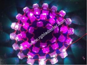 China individual program controlled digital rgb led spot light with 60 deg lens on sale