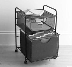 office trolley cart. Office Mesh Hanging File And Storage Cart, Mobile Metal Office Trolley  On Cart R