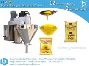 China Olive oil packing machine automatic oil filling machine edible oil filling machine on sale
