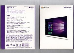 China Computer System Windows 10 Pro Retail Box , Windows 10 Pro OEM Pro Pack 32 / 64 Bit on sale
