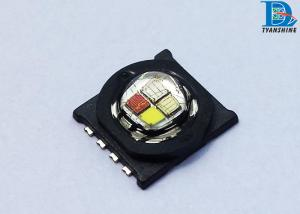 China 15 W RGBW Multi Color LED Diode 800lm For Architectural illumination on sale
