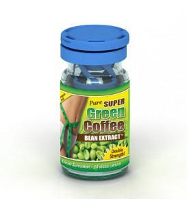 China Extraiga las píldoras gordas verdes de la dieta de la quemadura del grano de café, píldoras que adelgazan naturales on sale