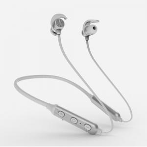 China High - Clarity Bluetooth Neckband Headphones Noise Reduction With10M Operation Distance on sale
