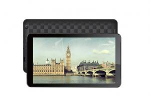 China custom Android 4.4 KitKat 10.1 Inch Tablet PC quad core 16gb tablet 5V / 2A on sale