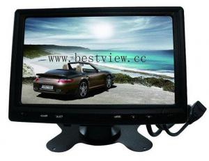 China 7 Inch TFT LCD Car Monitor on sale