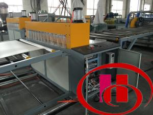 China High Performance Foam Plate Manufacturing Machine Electrical Control System on sale