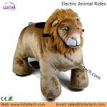 ¡El animal del carnaval ahora monta los kartes al por mayor usados de los coches del rey en venta juguete del león, compra!