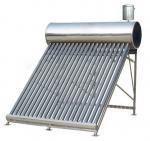 Компактируйте Не-надутый нагреватель воды системы Тхэрмосыфон солнечный с вспомогательным танком 5Л